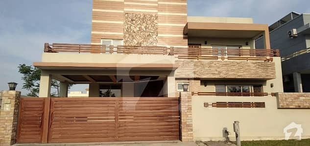 Luxury House With Basement For Sale Kanal Well Designed Dha 2