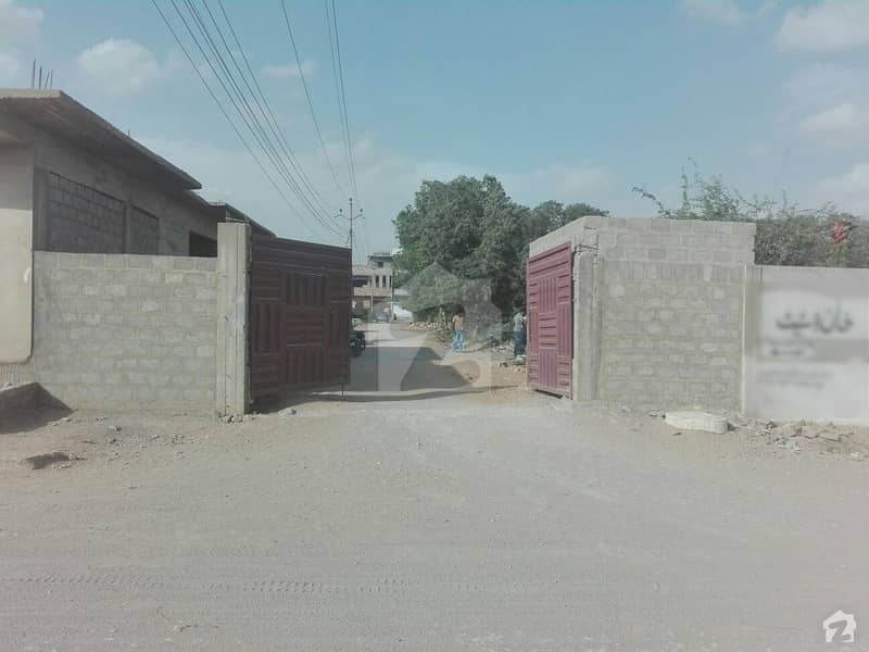 Plot Is Available For Sale In State Bank of Pakistan Housing Society Phase 2