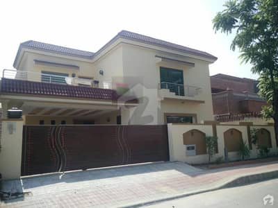 Main Boulevard Brand New Double Storey House Is Available For Sale