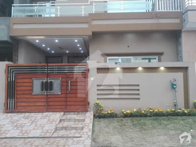 5 Marla Brand New Triple Unit House For Sale At Prime Location