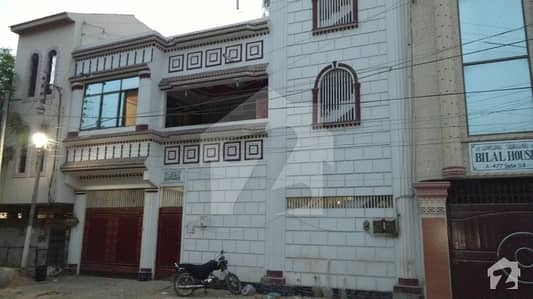 House Sized 2160  Square Feet Is Available For Sale In North Karachi