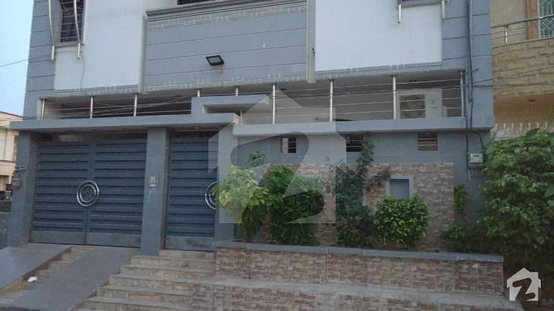New Condition Bungalow Ground+ 1+ Half Excellent Condition Next To Corner Next To Main Siddiqui Market Road