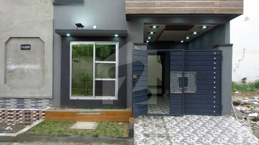 4 Marla Brand New House For Sale At Prime Location