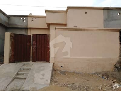 120 Yard Single Storey Bungalow With 3 Rooms