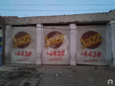 Single Storey Commercial Building Is Available For Sale