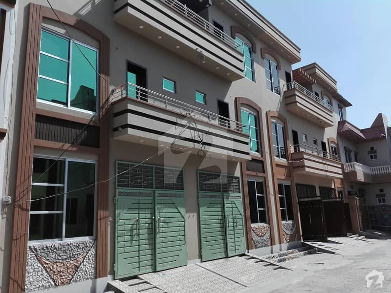 Brand New Triple Storey House Is Available For Sale
