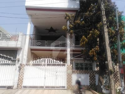 A Well Maintained House Is Available For Rent