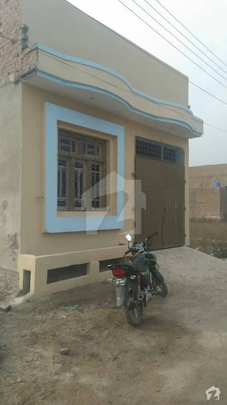 New Fresh House For Sale