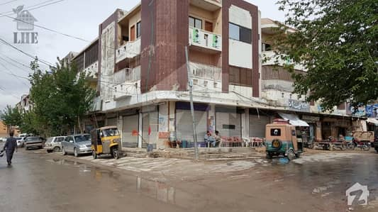 2290 SqFt Commercial For Sale Food Point Jinnah Town
