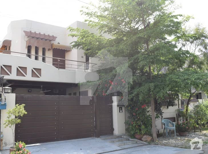 Facing Park House For Sale Dha Phase 8