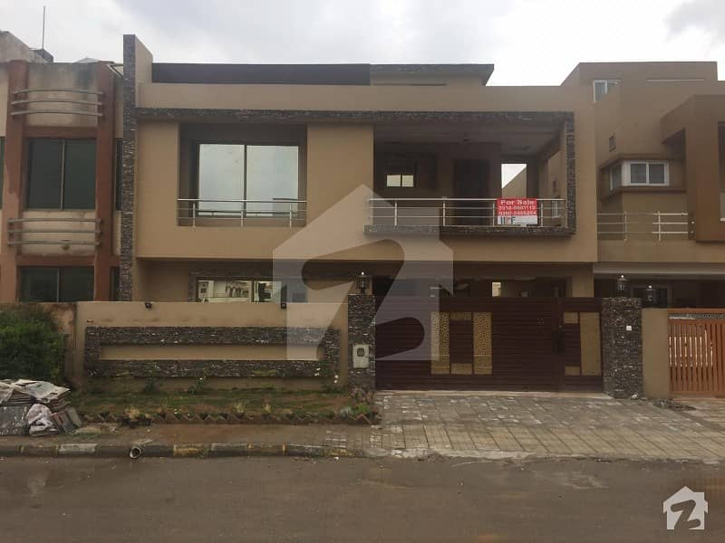 10 Marla Double Unit House In Bahria Town Phase 8 C Block