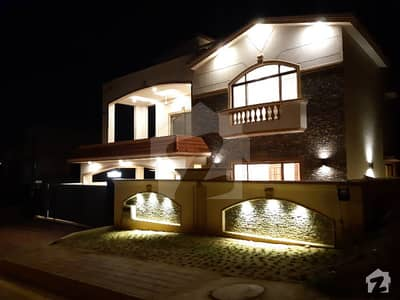 A Brand New 22 Marla Luxury House For Sale