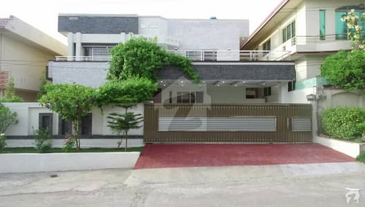 Brand New 1 Kanal House Is Available For Sale In National Police Foundation Islamabad
