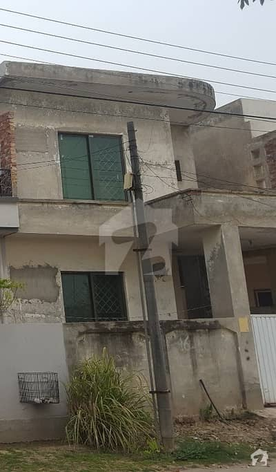 5 Marla low budget house for sale in DHA Phase 4 JJBlock