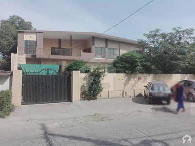 Semi Commercial Double Storey House Is Available For Sale