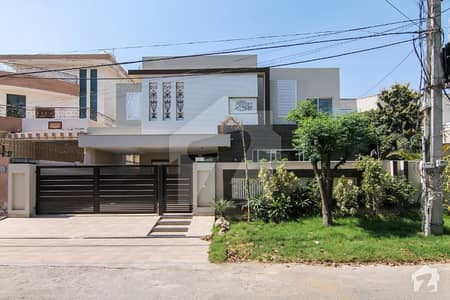1 Kanal Brand New Solid Awesome Luxury Bungalow Is Available For Sale