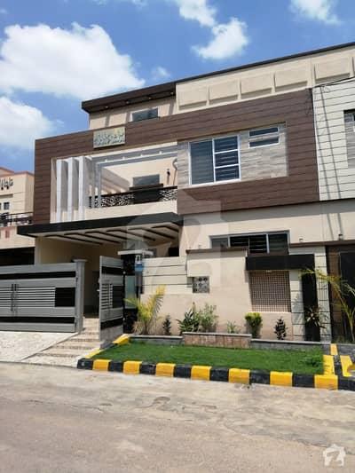 15 Marla Brand new facing park house for sale in Revenue Society nea johar town lahore