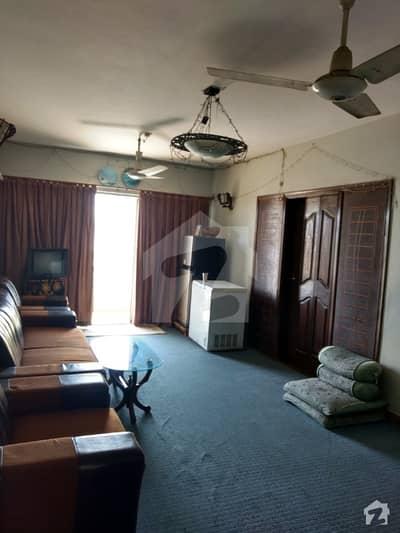 کاٹھیاور سوسائٹی گلشنِ اقبال ٹاؤن کراچی میں 3 کمروں کا 6 مرلہ فلیٹ 1.4 کروڑ میں برائے فروخت۔
