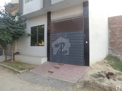 Double Storey Beautiful House For Sale At Hassan Block Okara