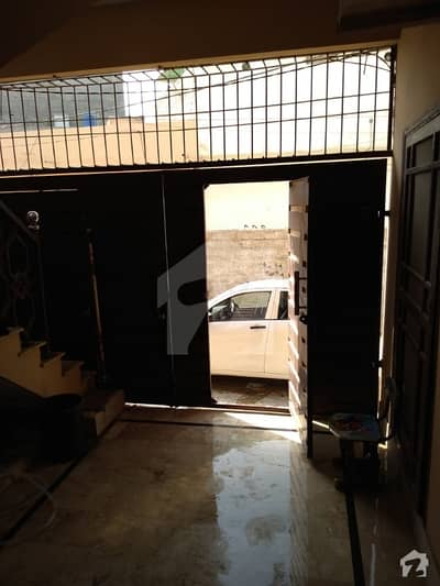 ملیر سکیم 1 - سیکٹر 8اے ملیر ہاؤسنگ سکیم 1 کراچی میں 2 کمروں کا 6 مرلہ مکان 23 ہزار میں کرایہ پر دستیاب ہے۔