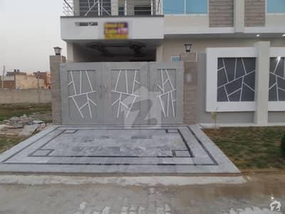 Double Story Beautiful House For Sale At Al Raheem City Okara