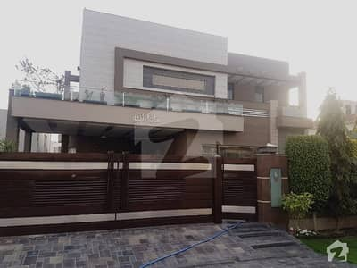 1 Kanal Brand New Outclass Italian Bungalow FOR Sale in DHA Phase 6 J Block