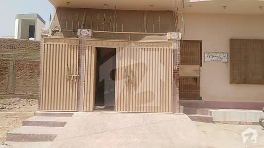 117 Sq Yd Bungalow Is Available For Sale
