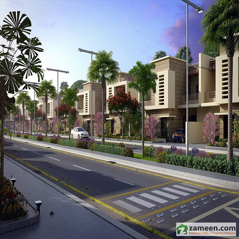 Fazaia Housing Scheme Karachi 275 Sq Yd Single Storey House