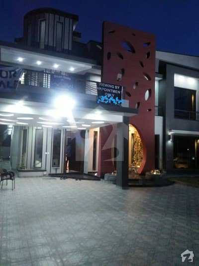 1 Kanal House For Sale In Bahria Town Phase 8 Sector Overseas 5