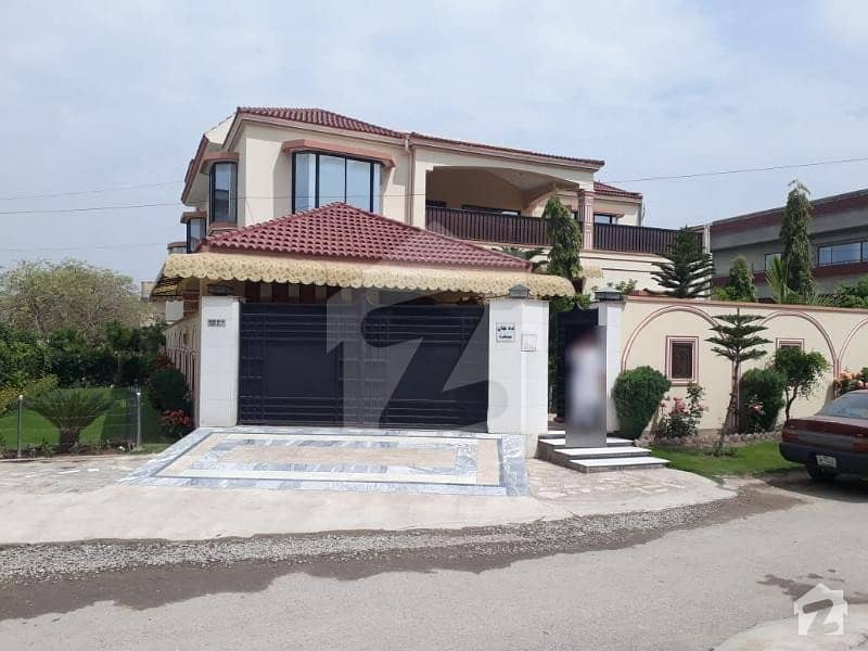 1 Kanal Ready To Shift Beautiful House For Sale