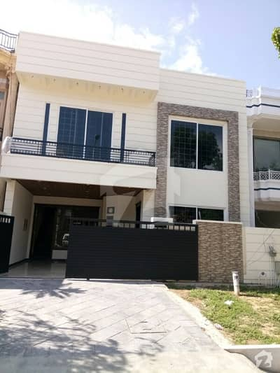 G-11 Like A Palace Double Unit Beautiful Brand New House For Sale