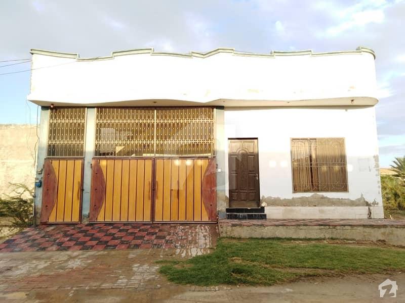 8 Marla Single Storey House For Sale