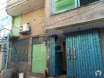 Double Storey House Is Available For Sale In Azam Park Near Urban Area Road