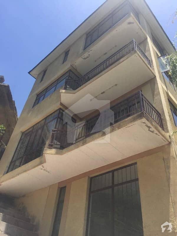 12 Marla 4 Storey House For Sale In Murree Kashmir Point