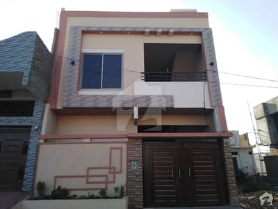 150 Sq Yard Double Storey House Is Available For Sale In Kohsar Phase 2