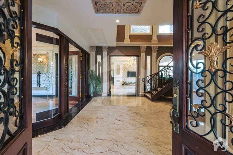 Leads Offer Kanal Faisal Rasool Design Lavish Mahal For Sale Near Dha Office