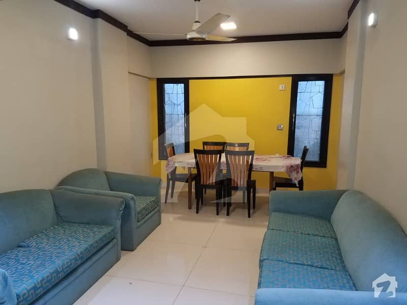 Full Furnished Apartment For Rent In Clifton