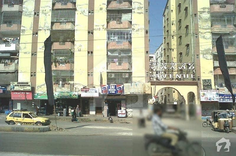 راشد منہاس روڈ کراچی میں 3 کمروں کا 6 مرلہ فلیٹ 39 لاکھ میں برائے فروخت۔