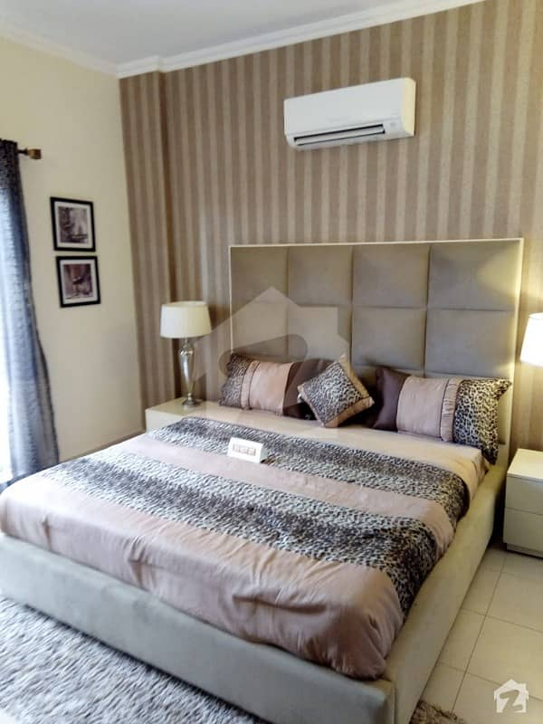 3 Bed Brand New West Open With Key Bahria Apartment Available For Sale