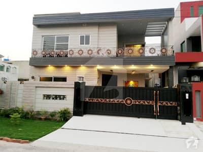 10 Marla Brand New Gd Design Bungalow For Sale