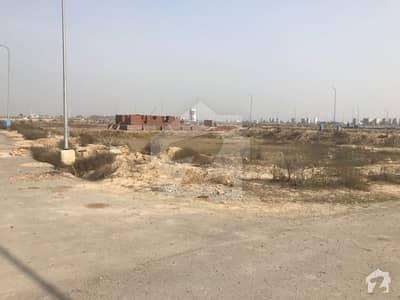 1 Kanal Residential Plot No 1245 Block X Dha Phase 8