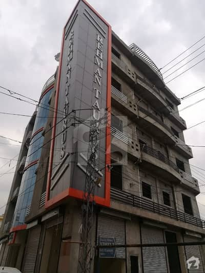 H13 Islambad 2 bed new appartment fully furnished with Tv lunch just 22 lakh