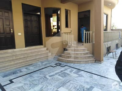 Use House For Sale In PWD Islamabad