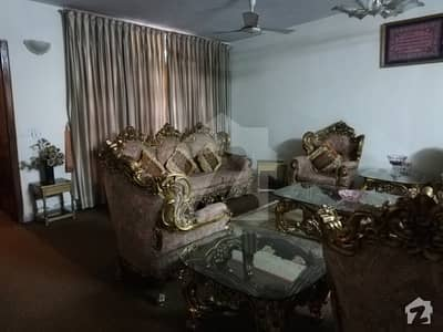 One Kanal Solid Built House Available For Sale In Lalazar Rawalpindi