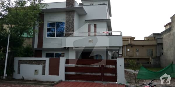 Amazing 10 Marla High Quality House For Sale Bahria Town Phase - 7