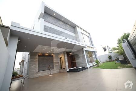 DHA Lahore Phase 4 One Kanal Corner Brand New Designer Luxury House