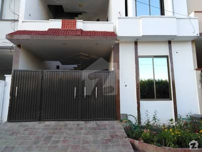 4 Marla Double Storey House For Sale - Park Facing