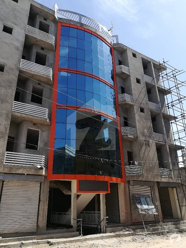 H13 Islambad 9x13 ground floor shop ready best for investment