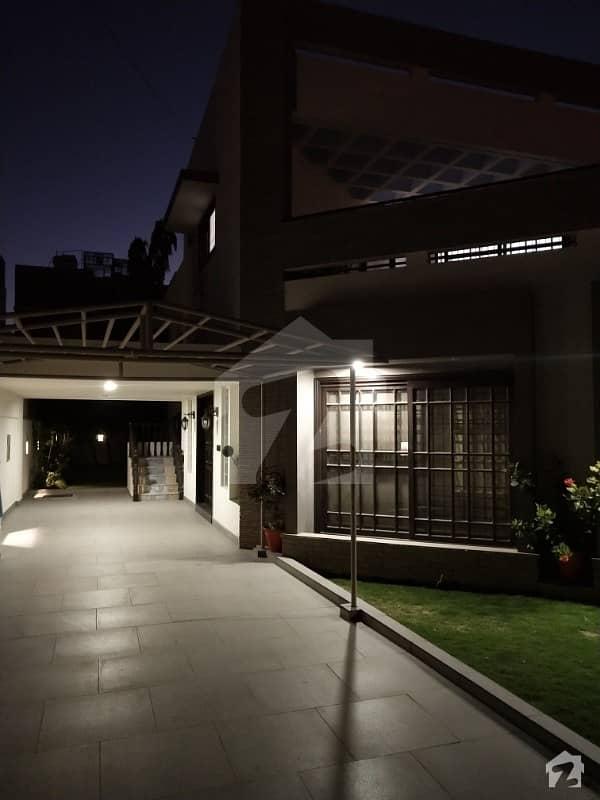 Brand New Architect Design Ground Portion For Rent