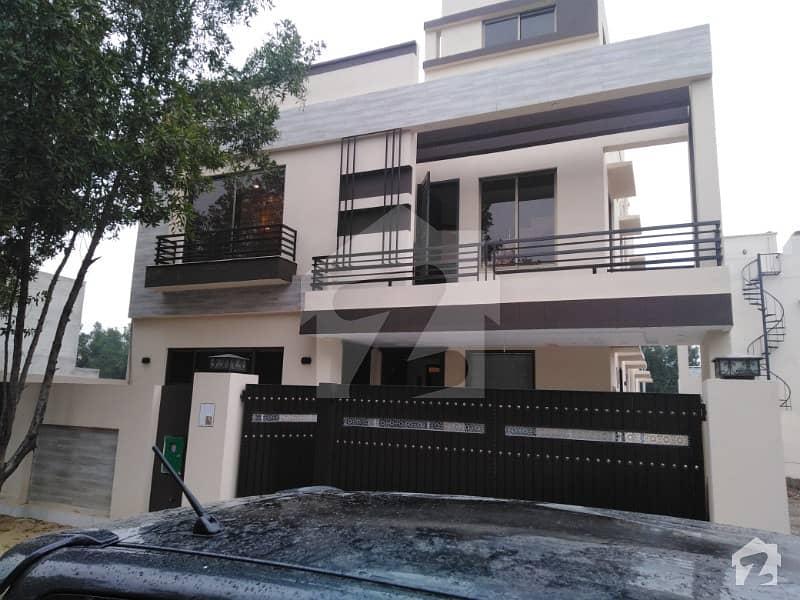 Brand New 10 Marla House Near Park Overseas B Block Bahria Town Lahore